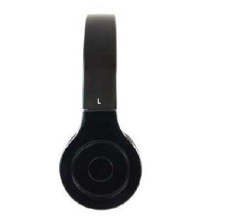 Gembird słuchawki Bluetooth stereo, mikrofon, czarne