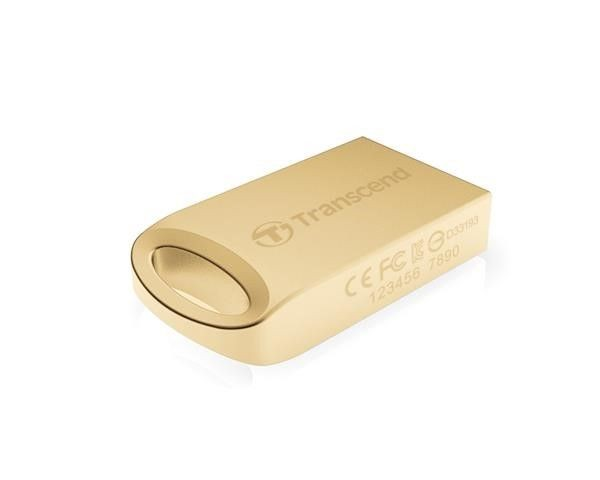 Transcend Pendrive (Pamięć USB) 32 GB USB 2.0 Złoty