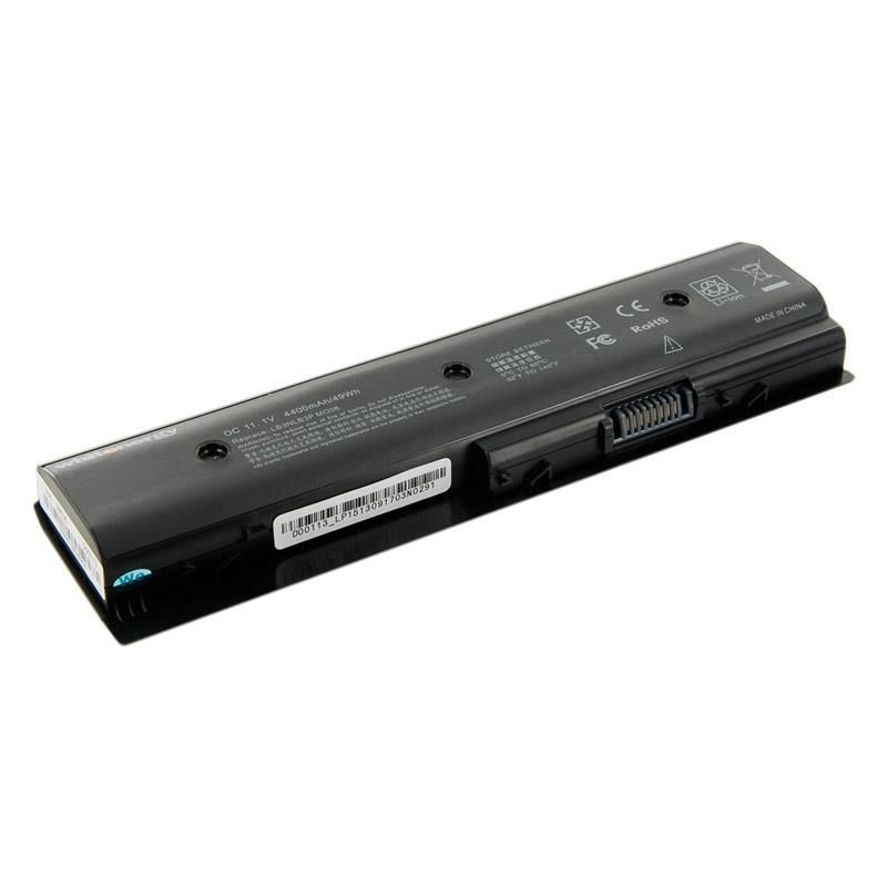 Whitenergy Bateria|HP Envy DV7|11,1V|4400mAh|black