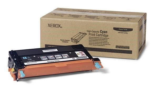 Xerox Toner cyan | 6 000str | Phaser 6180
