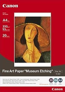 Canon FAME1 Fine Art Paper Museum Etching (350g, A3+, 20ark)