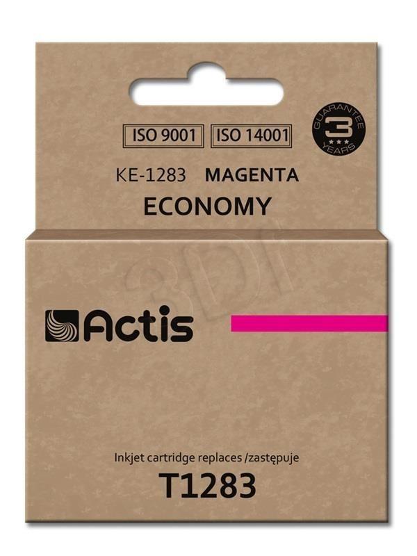 Actis Tusz Actis KE-1283 (do drukarki Epson zamiennik T1283 standard 13ml magenta)