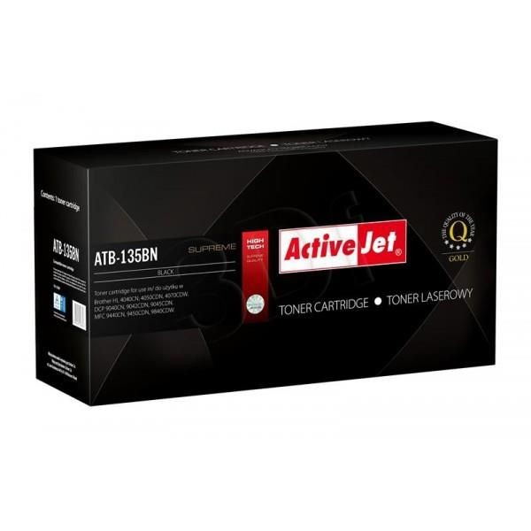 ActiveJet Toner ActiveJet ATB-135BN | Black | Brother TN-135BK