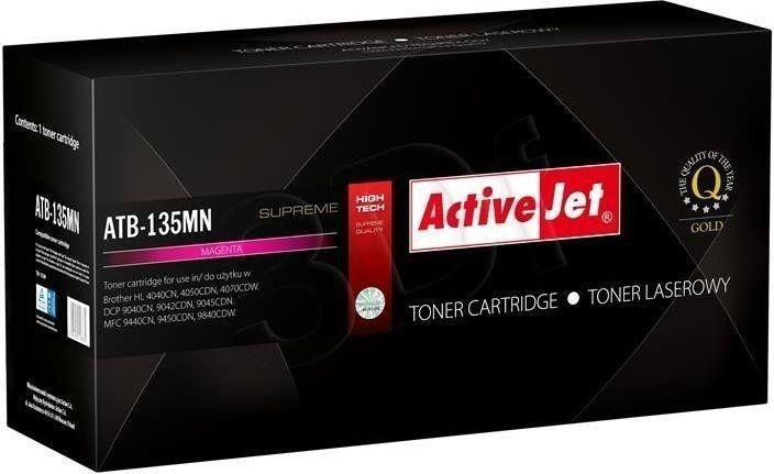 ActiveJet Toner ActiveJet ATB-135MN | Magenta | Brother TN-135M