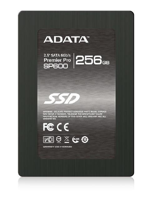 A-Data SSD Premier Pro SP600 256GB 2.5'' SATA3 6Gb/s 7mm