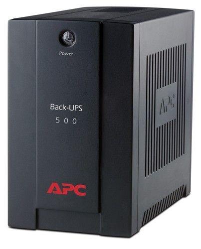 APC Back-UPS 500VA, 230V, AVR, IEC