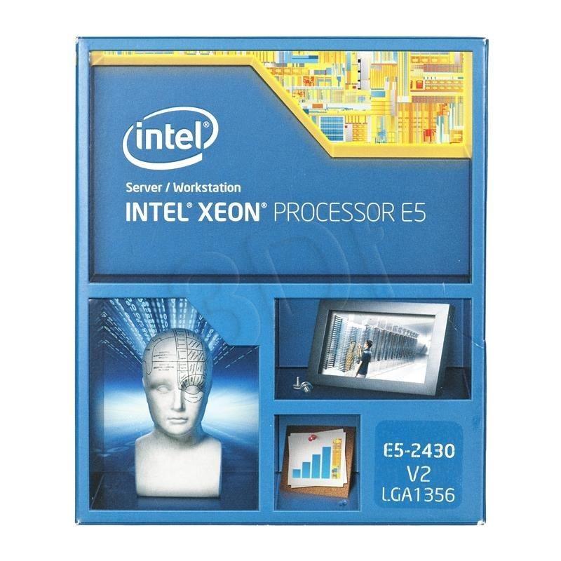 Intel Procesor Xeon E5-2430 v2 2500MHz 1356 Box