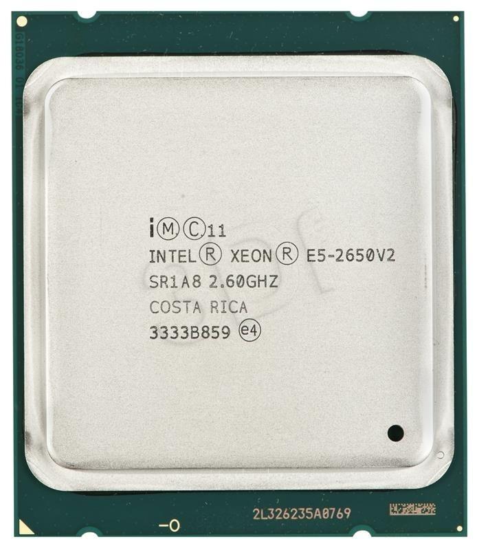 Intel Procesor Xeon E5-2650 V2 2600MHz 2011 Oem