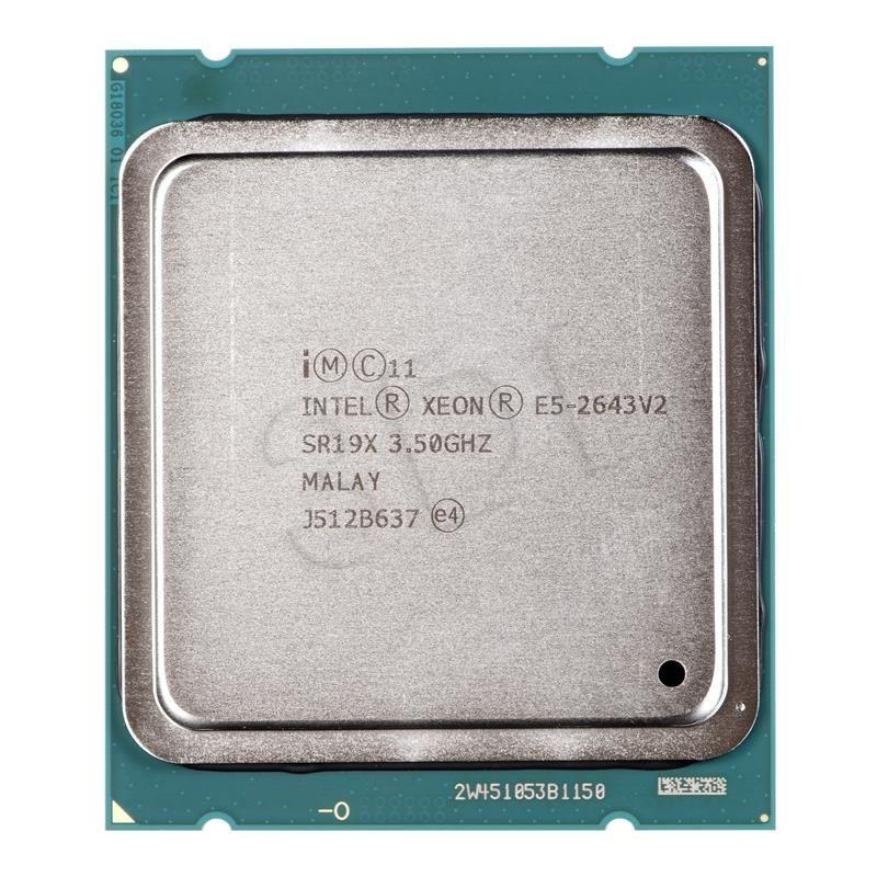 Intel Procesor Xeon E5-2643 v2 3500MHz 2011 Oem