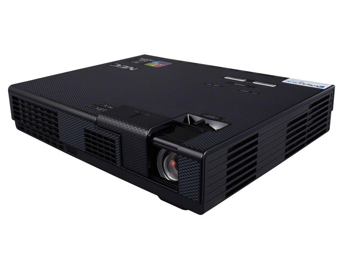 NEC Projektor L102W 1000lm, LED, WXGA, 1.2kg, 4000:1