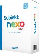 InsERT Subiekt nexo PRO - wersja na 1 stanowisko