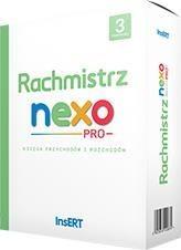 InsERT Rachmistrz nexo PRO - wersja na 3 stanowiska