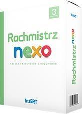 InsERT Rachmistrz nexo - wersja na 3 stanowiska