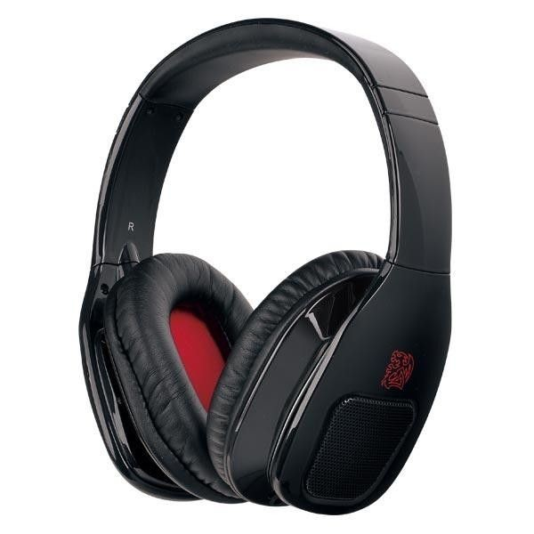 Thermaltake Tt eSPORTS Słuchawki dla graczy - Sybaris BT 4.0 Black