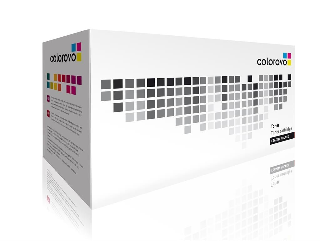 Colorovo Toner 411-BK-XL | black | 12000 pp | OKI B431d/B431dn/MB491 | 44917602