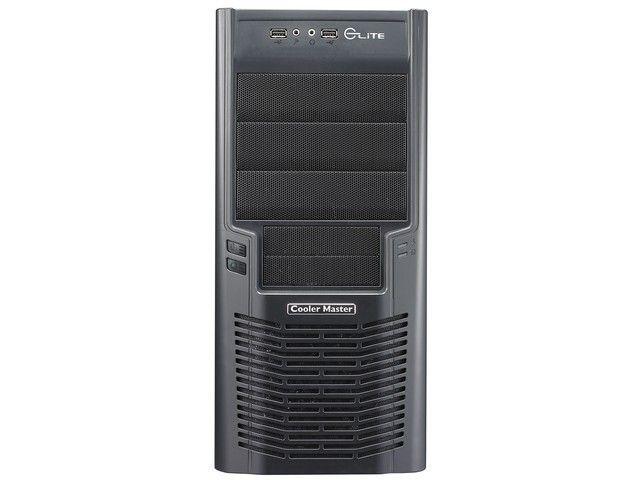 Cooler Master obudowa komputerowa Elite 430 czarna ( bez zasilacza )