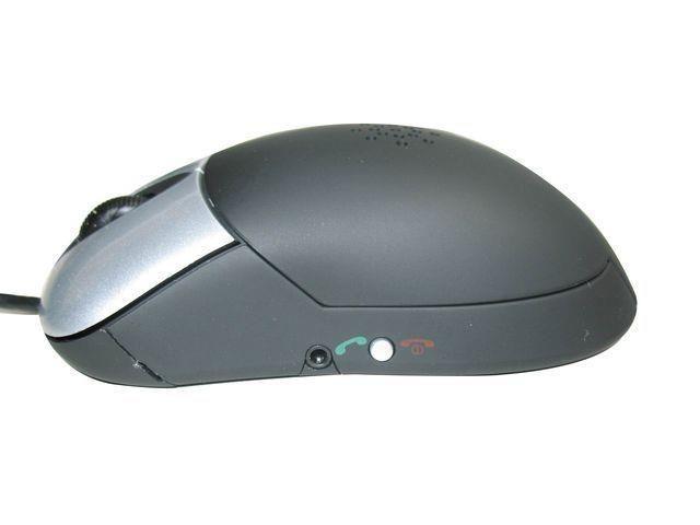Gembird mysz optyczna USB, 800 DPI, czarna + LCD (SKYPE)