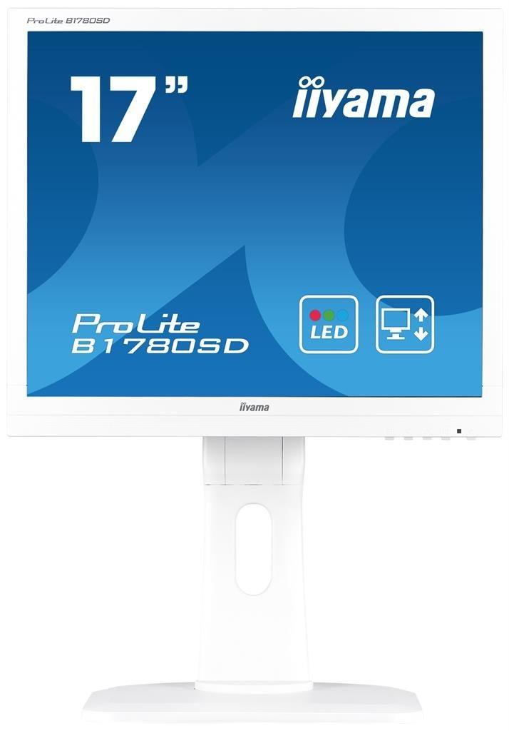 iiyama Monitor B1780SD-W1 17inch, TN, SXGA, DVI, głośniki