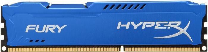 Kingston 4GB 1600MHz DDR3 CL10 DIMM HyperX Fury Series