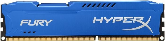 Kingston 8GB 1600MHz DDR3 CL10 DIMM HyperX Fury Series