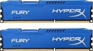 Kingston 2x4GB 1866MHz DDR3 CL10 DIMM HyperX Fury Series