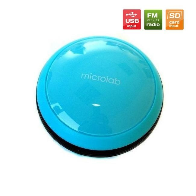 Microlab MD112-BLUE Głośnik 1.0