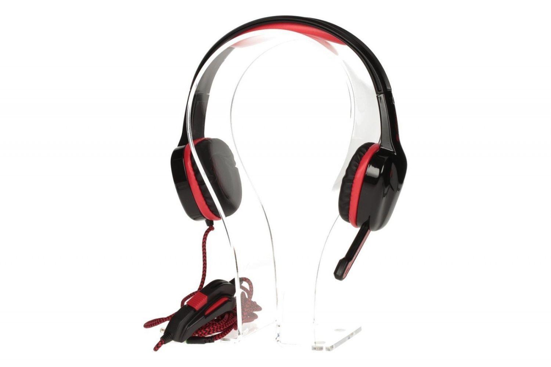 NATEC Słuchawki GENESIS H22 z mikrofonem, 2 x Mini Jack 3,5 mm (GAMING)