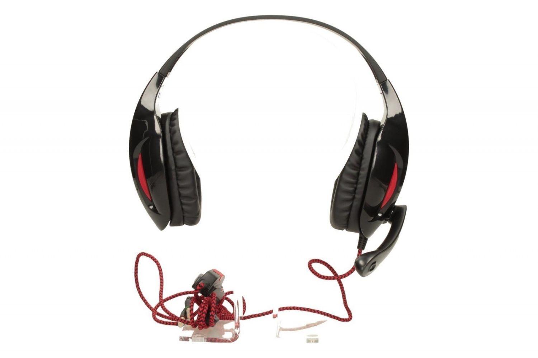 NATEC Słuchawki GENESIS H44 z mikrofonem, 2 x Mini Jack 3,5 mm (GAMING)