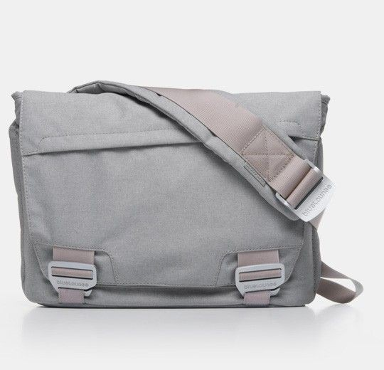 BlueLounge Torba Messenger Macbook Pro laptop 11-15' szara