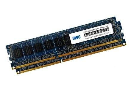 OWC DDR3 16GB (2x8GB) 1866MHz CL13 ECC Apple Mac Pro