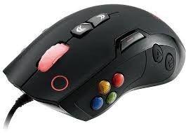 Thermaltake Tt eSPORTS Myszka dla graczy - Volos MMO Gaming 8200DPI Laser