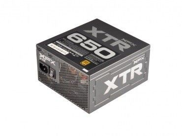 XFX Black Edition XTR 650W Full Modular (80+ Gold, 4xPEG, 135mm, Single Rail)