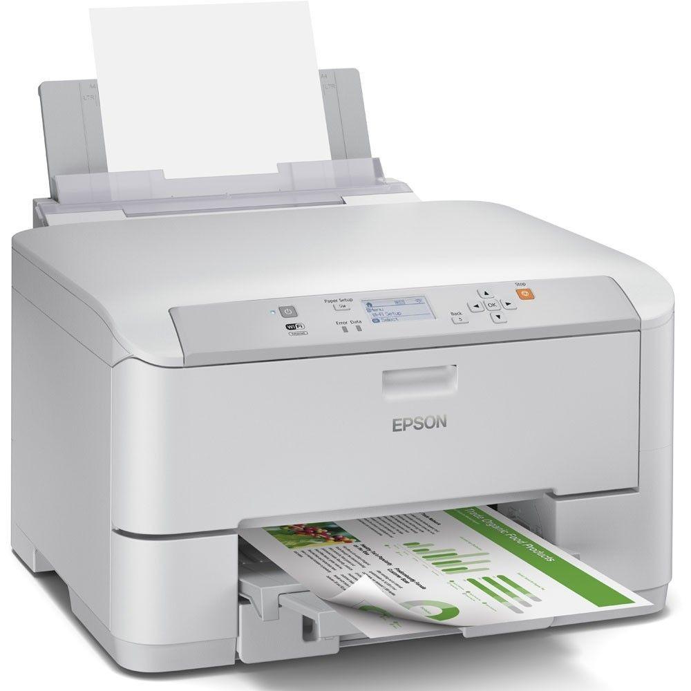 Epson Drukarka WF-5110DW A4/4-ink/WLAN/34pps/330 arkuszy