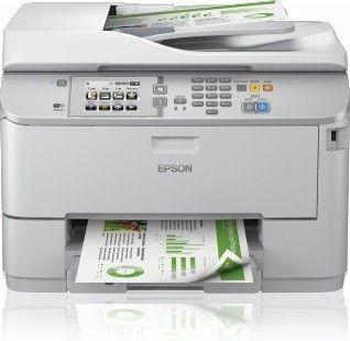Epson AiO WF-5620DWF A4 4-ink fax/WLAN/34pps/330arkuszy