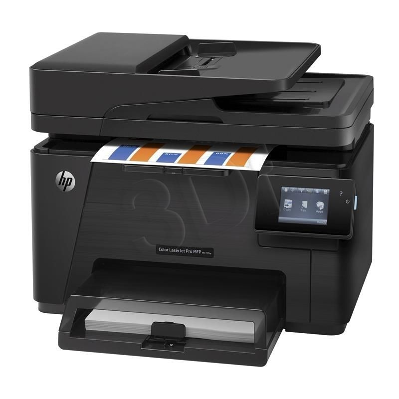 HP Urządzenie wielofunkcyjne laserowe HP LASERJET PRO M177FW MFP