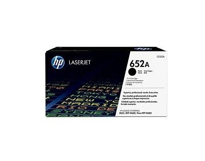 HP Toner HP 652A black | 11000str | CM1415fn/CP1525nw