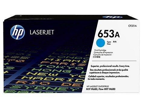 HP Toner HP 653A cyan | 16000str | CM1415fn/CP1525nw