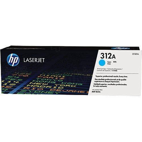 HP Toner HP 312A cyan | 2700str | MFP M476 series