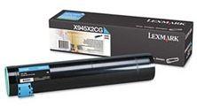 Lexmark toner cyan (22000str, X94X)