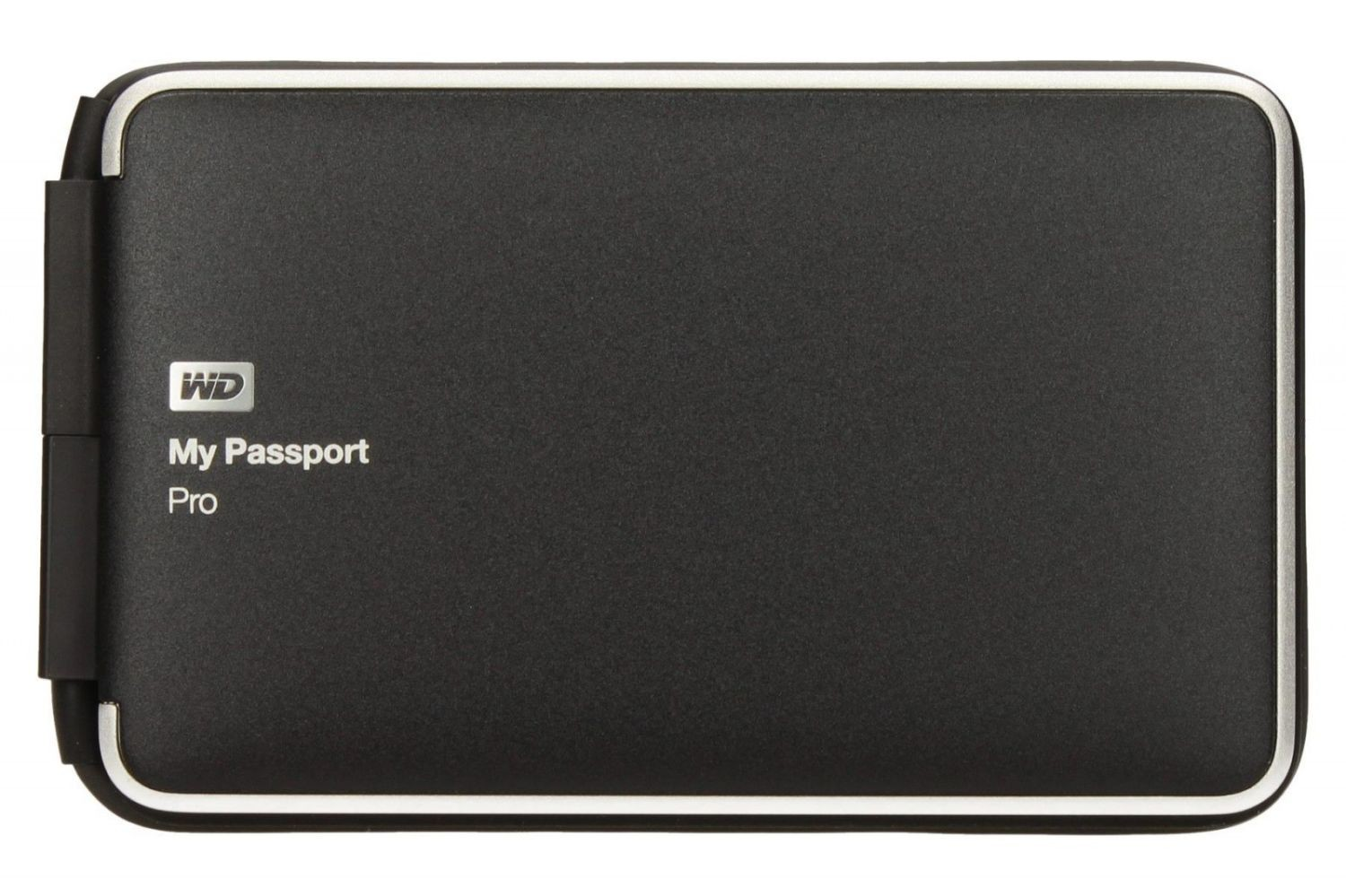 Western Digital WD My Passport Pro Thunderbolt RAID 0/1 2TB Mac formatted integrated cable 2,5inch External RTL