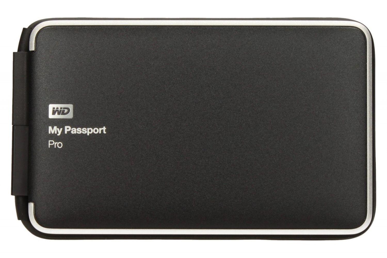 Western Digital My Passport 2TB 2,5 Pro WDBRMP0020DBK-EESN