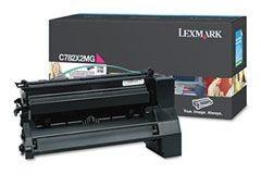 Lexmark toner magenta (15000str, C782)