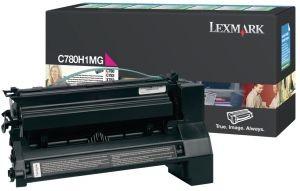 Lexmark toner magenta (6000str, C780/C782)