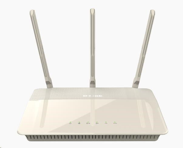 D-Link Router Wless AC1900 Dual-band Gb Cloud Router