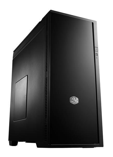 Cooler Master obudowa komputerowa Silencio 652 czarna ( bez zasilacza )