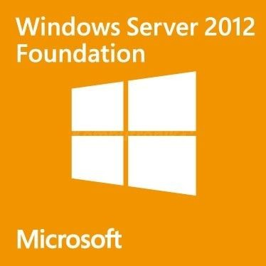 Microsoft HP Microsoft Windows Server 2012 R2 Foundation ROK EN/RU/PL/CS
