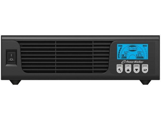 Power Walker Inverter 3000VA 3-stopniowa inteligentna ładowarka 20A (bez akumul)