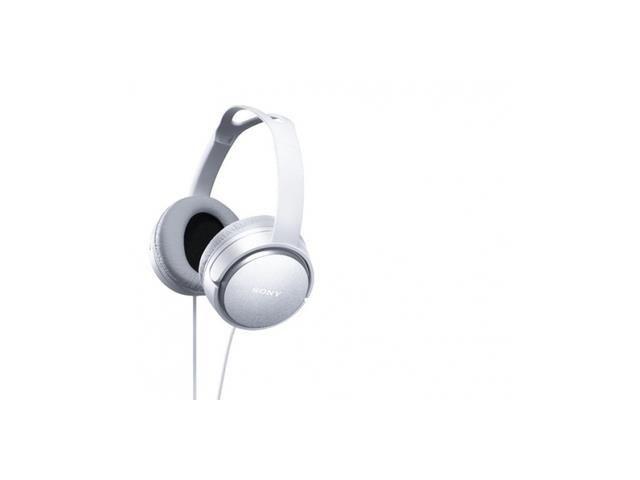 Sony Słuchawki SONY MDR-XD150B(WHITE)