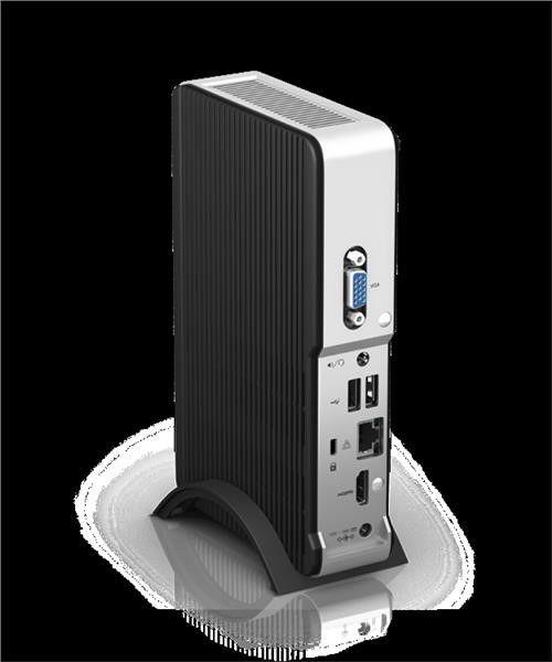Intel Kadłubek NUC/BLKDE3815TYKH0E UCFF 10/100 Uni Cord