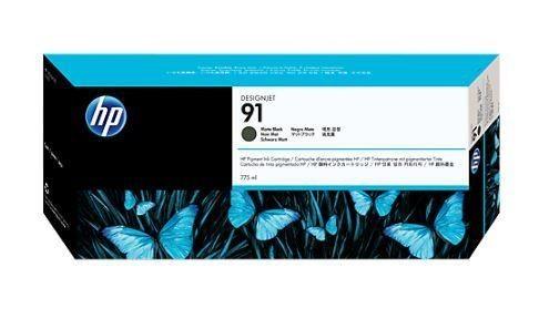 HP wkład z atramentem Vivera No.91 czarny matowy (775ml, Z6100)